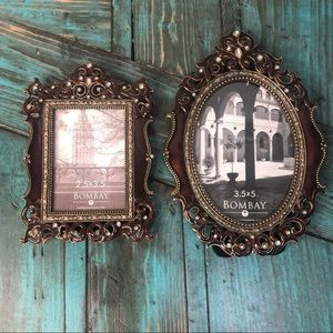 Set of 2 Bombay Picture Frames